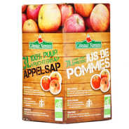 Coteaux Nantais - Organic applejuice in convenient 3L box