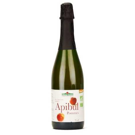 Coteaux Nantais - Jus de pommes pétillant Apibul bio