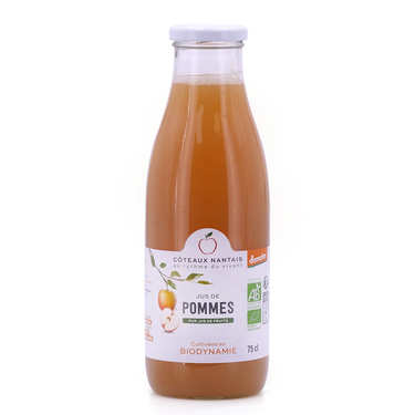 Organic Applejuice 100% juice