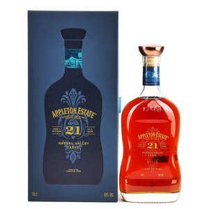 Appleton - Appleton Estate 21 Year Old - Jamaïcan rum - 43%