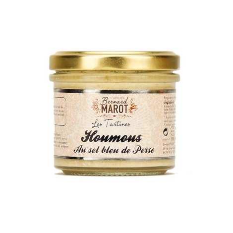 Bernard Marot - Houmous au sel bleu de Perse à tartiner