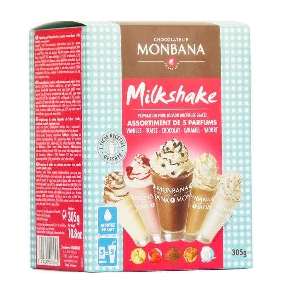 Milkshake - Case 5 flavors