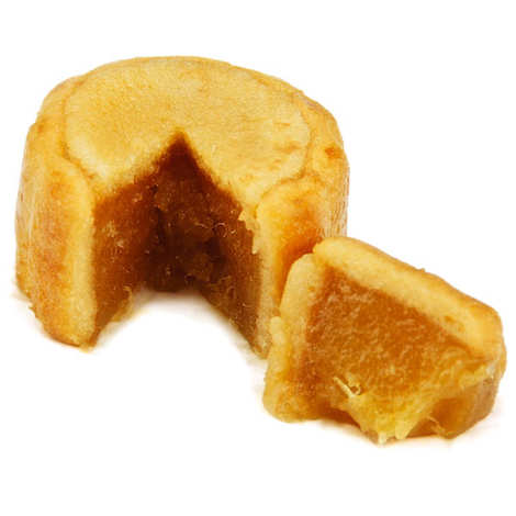 Glosek Gourmet - Charlotte à l'ananas et au rhum
