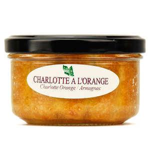Glosek Gourmet - Charlotte à l'orange