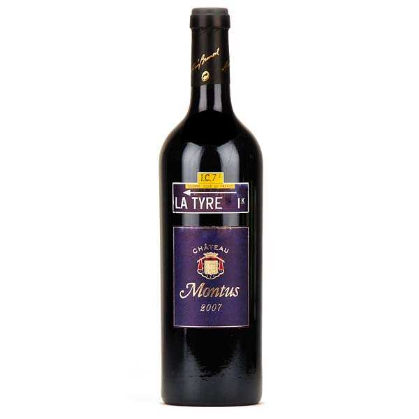 Madiran Red Wine - Château Montus La Tyre - 14,5%
