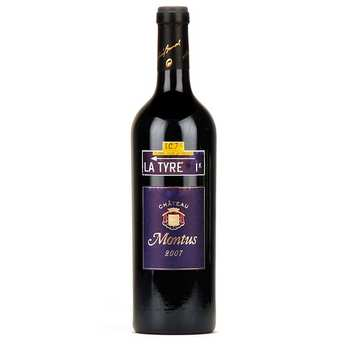Vignobles Brumont - Madiran Red Wine - Château Montus La Tyre - 14,5%