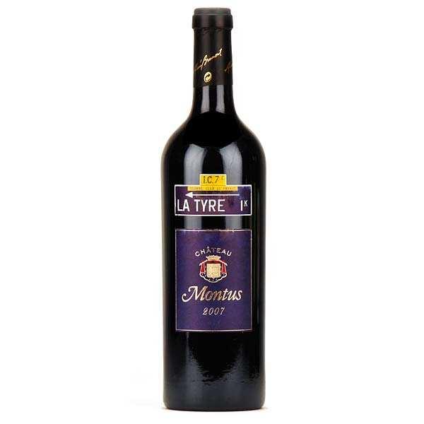 Madiran Red Wine - Château Montus La Tyre - 14,5%