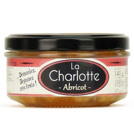 Glosek Gourmet - Charlotte à l'abricot