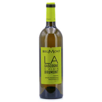Vignobles Brumont - Côtes de Gascogne blanc sec - 12%