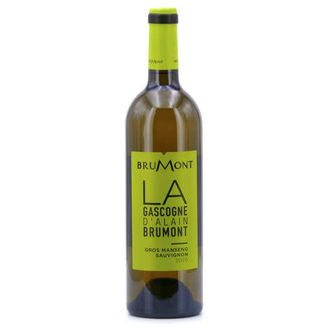 Vignobles Brumont - Côtes de Gascogne blanc sec Brumont