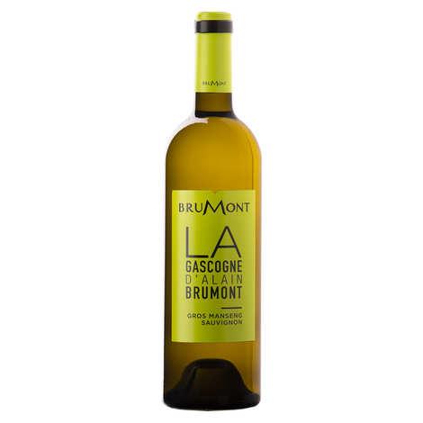 Vignobles Brumont - Gros Manseng Sauvignon white - Vin de Pays of Côtes de Gascogne