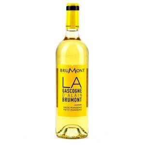 Vignobles Brumont - Côtes de Gascogne blanc doux - 12,5%