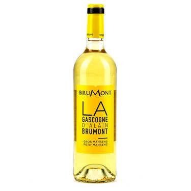Sweet White Gros Manseng  - Vin de Pays des Côtes de Gascogne - 12,5%