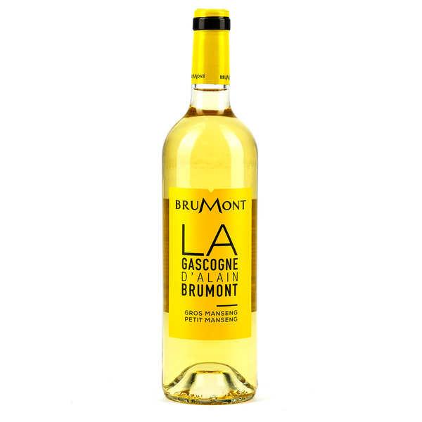 Côtes de Gascogne blanc doux - 12,5%