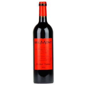Vignobles Brumont - Merlot-Tannat rouge - Vin de Pays des côtes de Gascogne - 13,5%