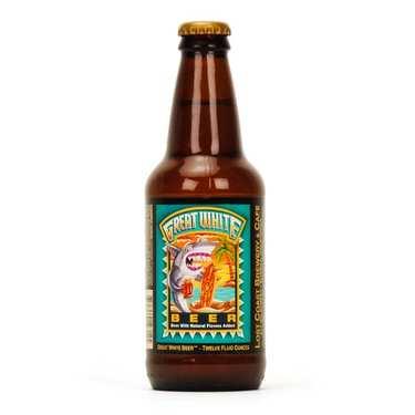 Bière blanche craft américaine Great White - 4.8%