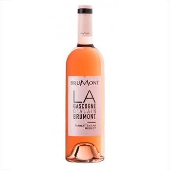 Vignobles Brumont - Tannat-Syrah-Merlot - Rosé Wine Alain Brumont - 12%