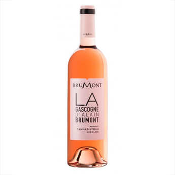 Vignobles Brumont - Les rosés d'Alain Brumont - Tannat-Syrah-Merlot - 12%