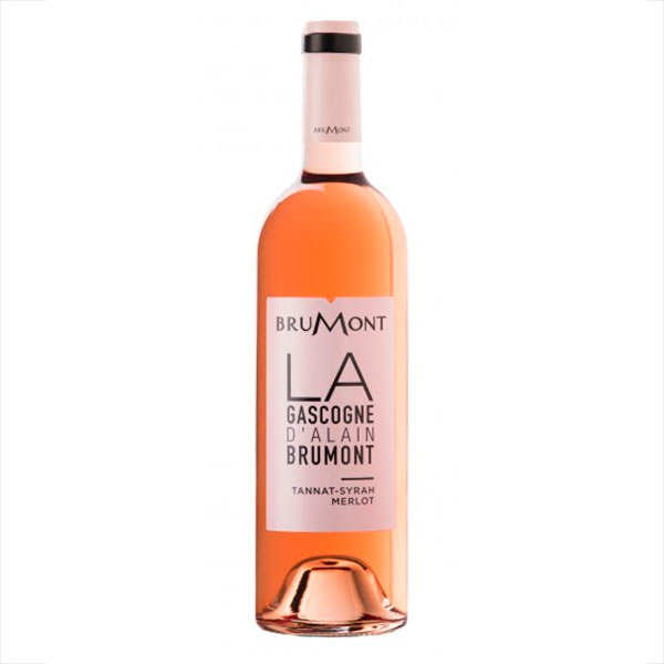 Les rosés d'Alain Brumont - Tannat-Syrah-Merlot - 12%
