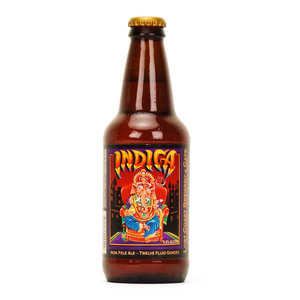 Lost Coast Brewery - Indica IPA Amber Beer - 6,5%