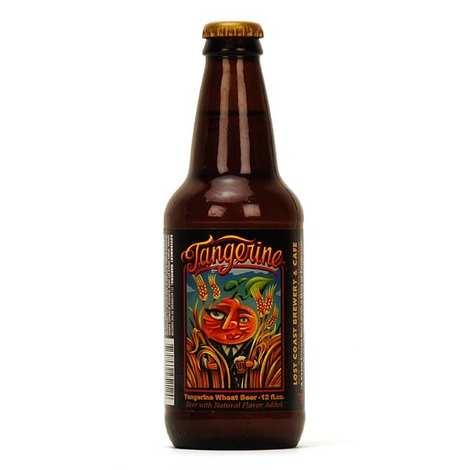 Lost Coast Brewery - Tangerine Wheat Fruit Beer - 5%
