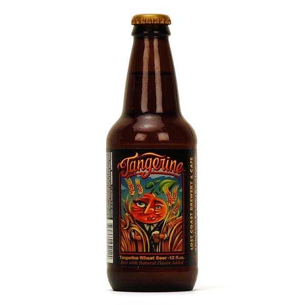Bière craft américaine fruitée Tangerine Wheat - 5%