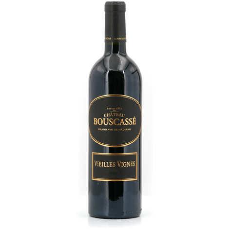 Vignobles Brumont - Château Bouscassé - Madiran vin rouge Vieilles Vignes - 14%