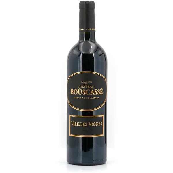 Château Bouscassé - Madiran rouge Vieilles Vignes - 14%