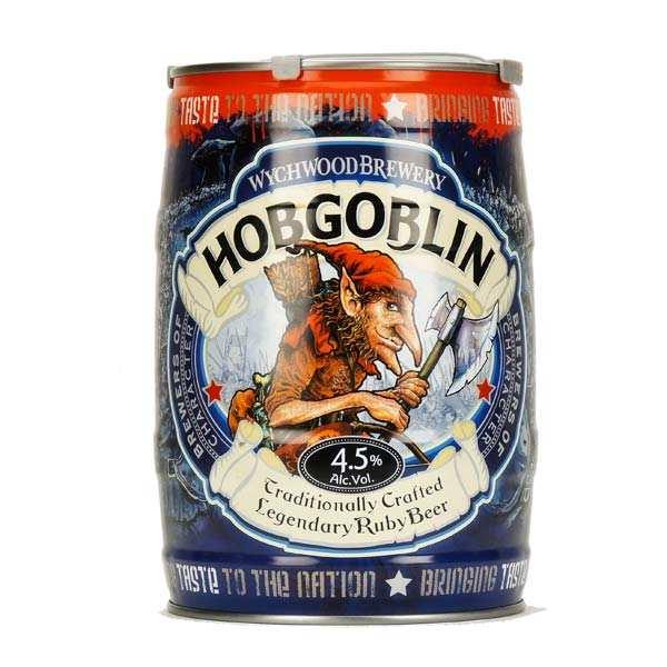 Hobgoblin in barrel - 5,2%