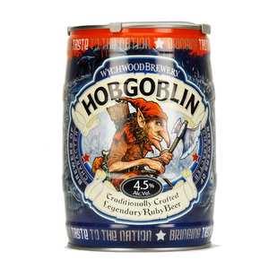 Wychwood Brewery - Bière Hobgoblin en fût - 5,2%