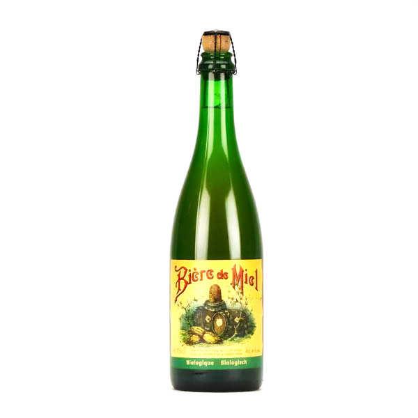 Bière de miel Bio - 8%