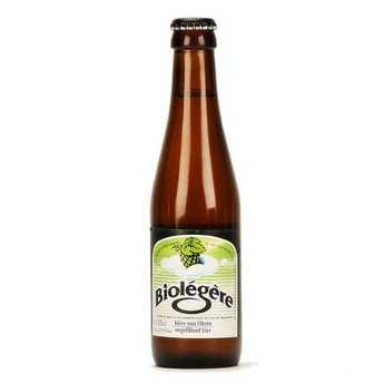 Brasserie Dupont - Dupont bière biolégère - 3,5%