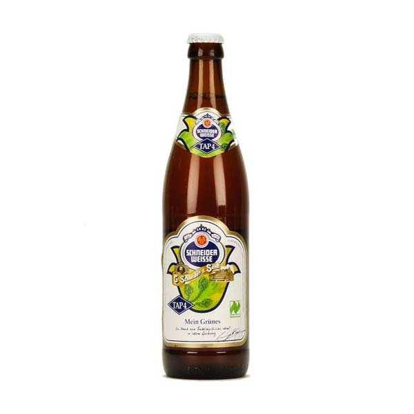 Schneider Weisse Tap4 Organic Beer - 6,2%