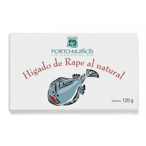 Porto Muinos - Foie de lotte au naturel