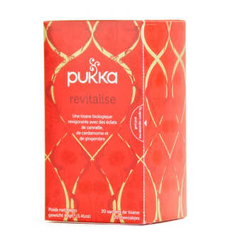 Pukka herbs - Organic Ayurvedic Herbal Tea