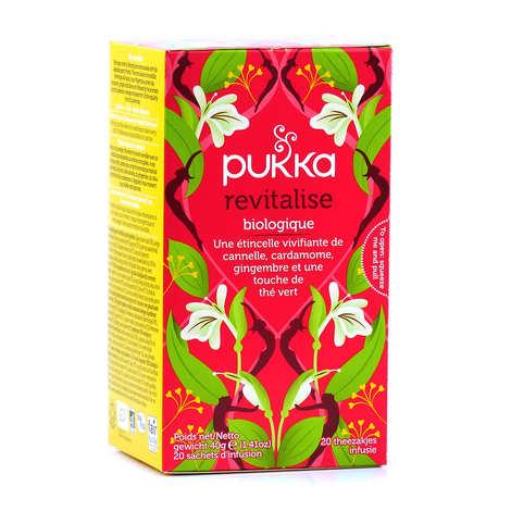Pukka herbs - Organic Ayurvedic Herbal Tea- Pukka