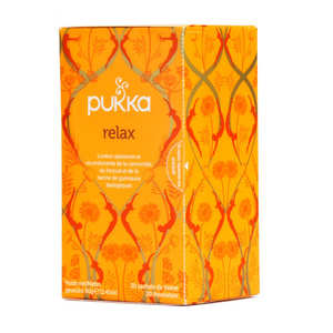 Pukka herbs - Infusion ayurvédique relax bio