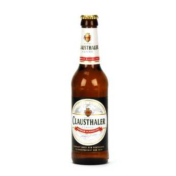 Marke Clauthaler - Clausthaler lager - alcohol free