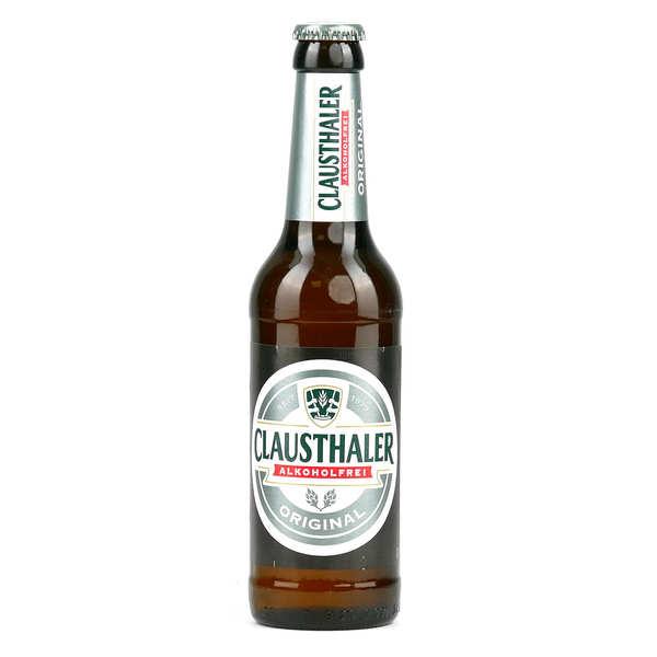 Bière blonde Clausthaler - sans alcool