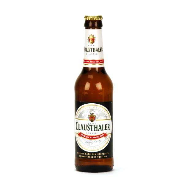 Clausthaler lager - alcohol free