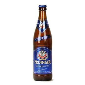 Erdinger - Bière blonde Erdinger - sans alcool
