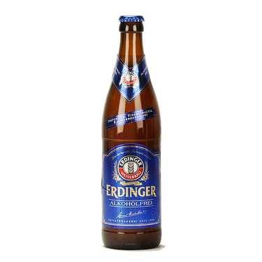 Bière blonde Erdinger - sans alcool