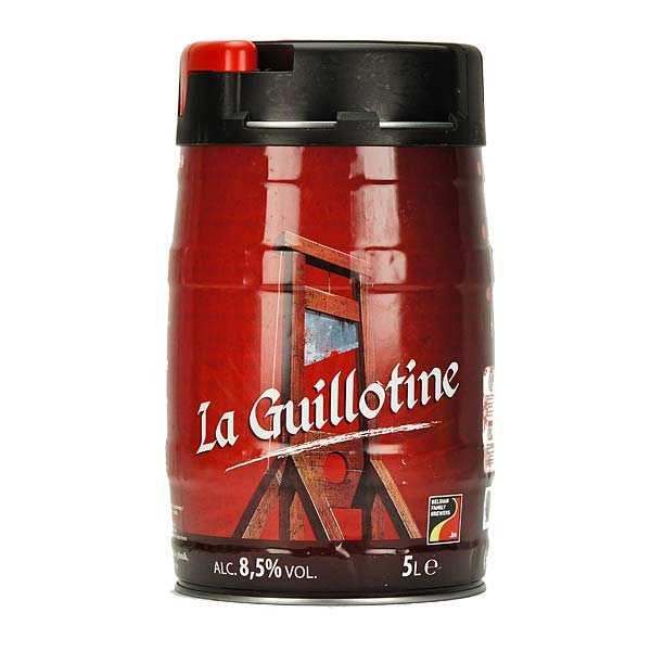 Guillotine - Bière blonde Belge en fût - 9%