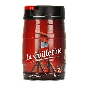 Brasserie Huyghe - Guillotine - Bière blonde Belge en fût - 9%