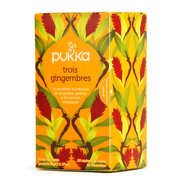 Pukka herbs - Infusion ayurvédique 3 gingembres bio