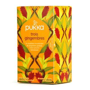 Pukka herbs - Organic Ayurvedic 3 Ginger Herbal Tea