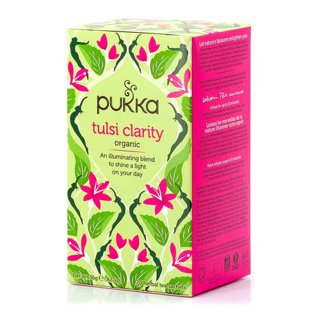 Pukka herbs - Organic Pukka Tulsi Clarity Herbal Tea