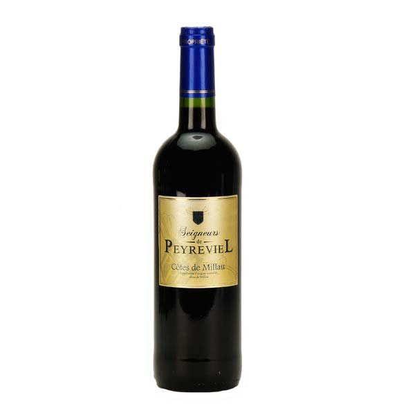 Côtes de Millau rouge - Seigneur de Peyreviel