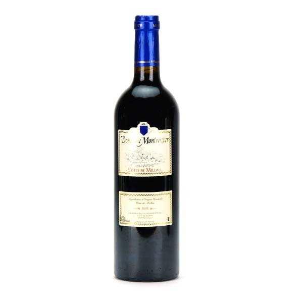 Côtes de Millau rouge - Domaine Montrozier