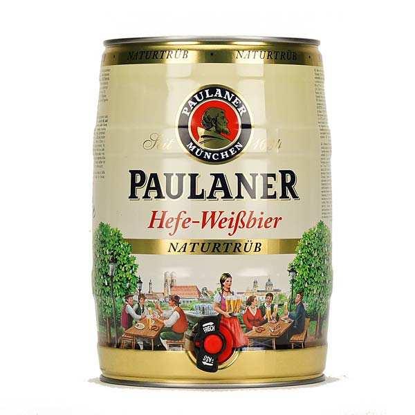 Paulaner Weißbier lager